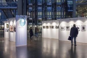 Edellisen Fotofinlandia–kilpailun finalistien näyttely esittäytyi Sanomatalon Mediatorilla Helsingissä marraskuussa 2011. Kaikilla loppukilpailuun päässeillä kuvaajilla oli käytössään reilut neljä metriä leveä ja kaksi metriä korkea näyttelypaneeli, jonka osallistuja sai täyttää haluamallaan tavalla. Finaalissa oli mukana 10 kuvaajaa kahdellatoista kuvakokonaisuudella: Kai Fagerström (2 kokonaisuutta), Hannes Heikura, Sami Karjalainen, Juhani Kosonen, Kati Leinonen (2 kokonaisuutta), Nelli Palomäki, Pekka Potka, Markku Saiha, Maija Tammi ja Markus Varesvuo.